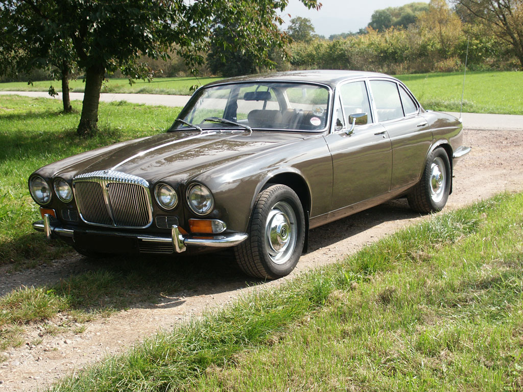 1975 Daimler Sovereign Series II 3.4
