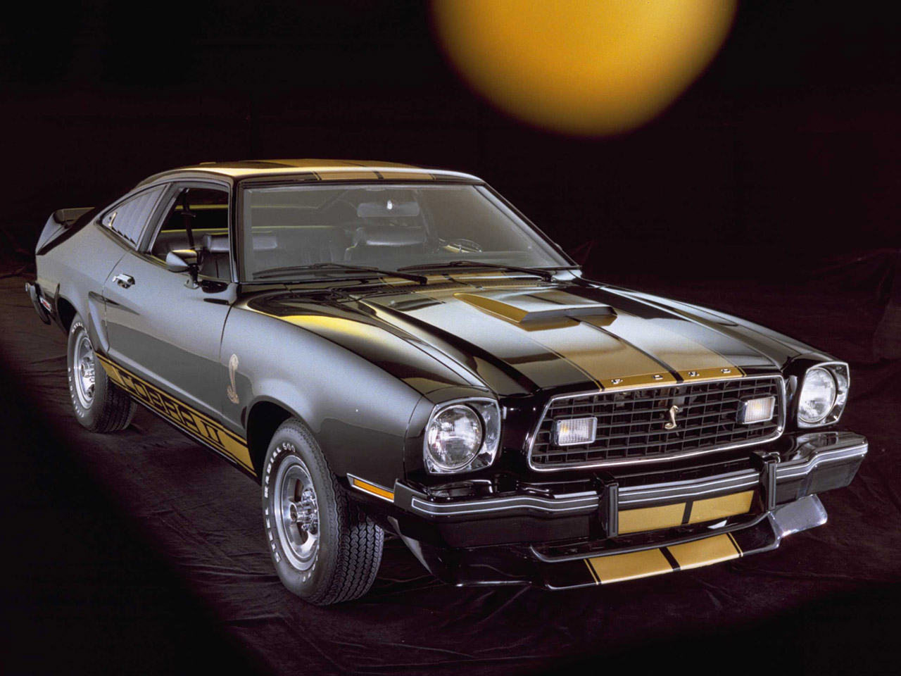 1976 ford mustang ii cobra. Black Bedroom Furniture Sets. Home Design Ideas