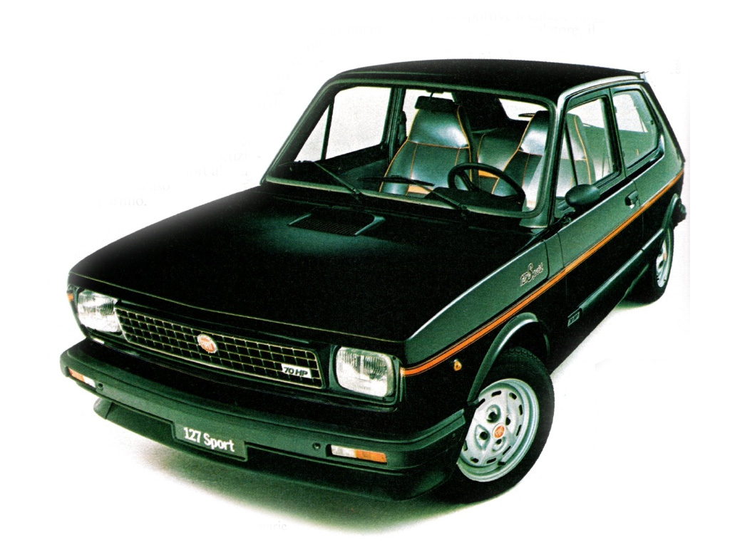 1978 Fiat 127 Sport Carsaddiction Com