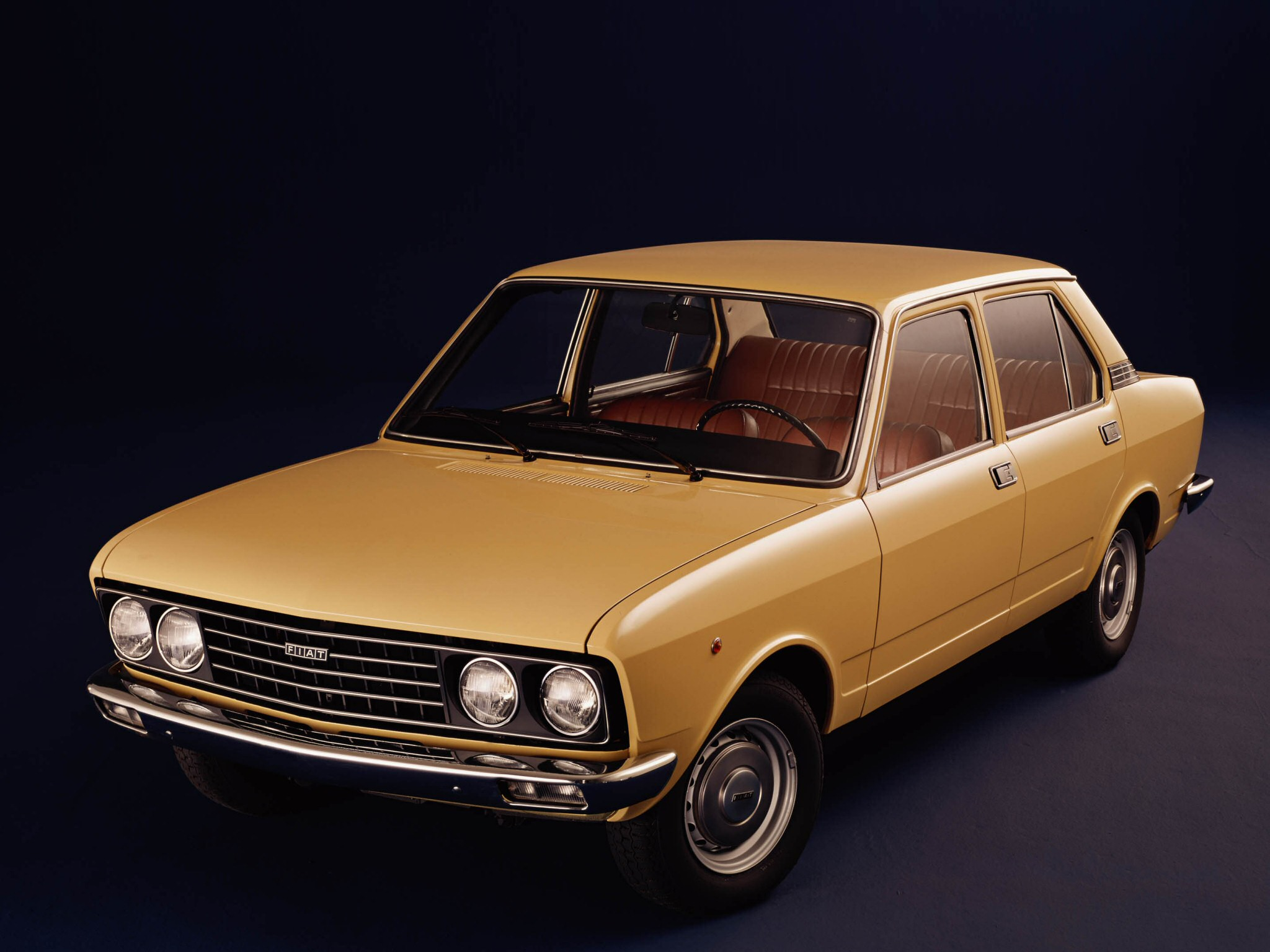 1978 Fiat 132 2000i Carsaddiction Com