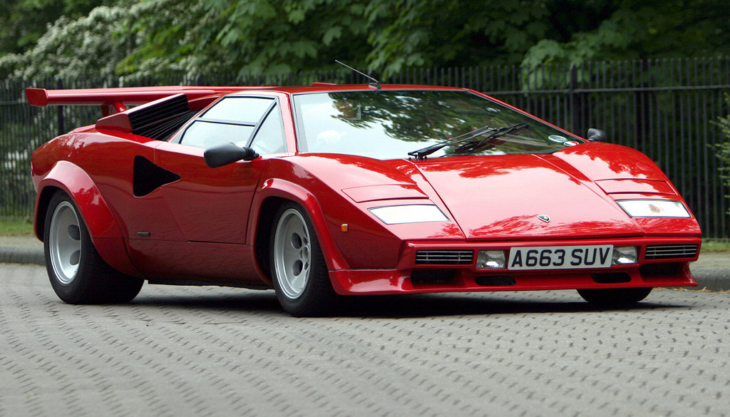 1978 Lamborghini Countach Lp400 S Carsaddiction Com