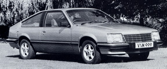 1978 Vauxhall Royale Coupe