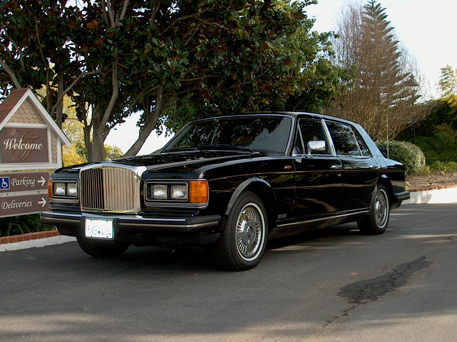 1980 Bentley Mulsanne