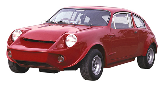 1965 Marcos Mini Coupe GT