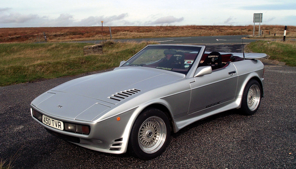 1986 TVR TVR 420 SEAC