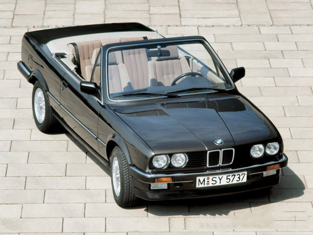 1987 Bmw 325i Cabriolet Carsaddiction Com