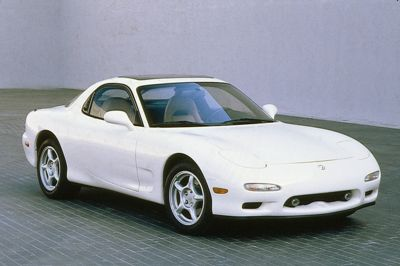 1991 Mazda RX-7 Version 1 Type X