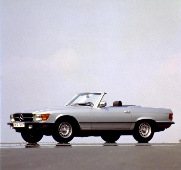 1974 Mercedes-Benz 280 SL