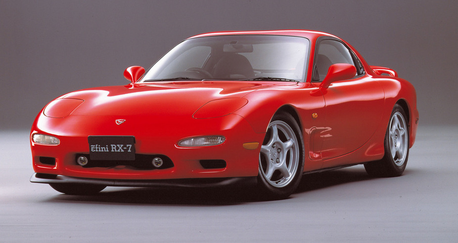 1993 Mazda RX-7 Version 2 Touring X