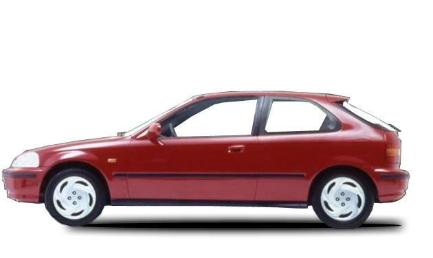 1996 Honda Civic Vti