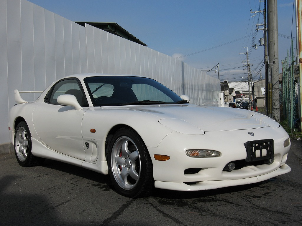 1996 Mazda RX-7 Version 4 Type RS