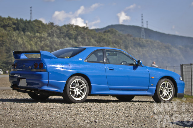 1996 Nissan Skyline R33 LM Limited