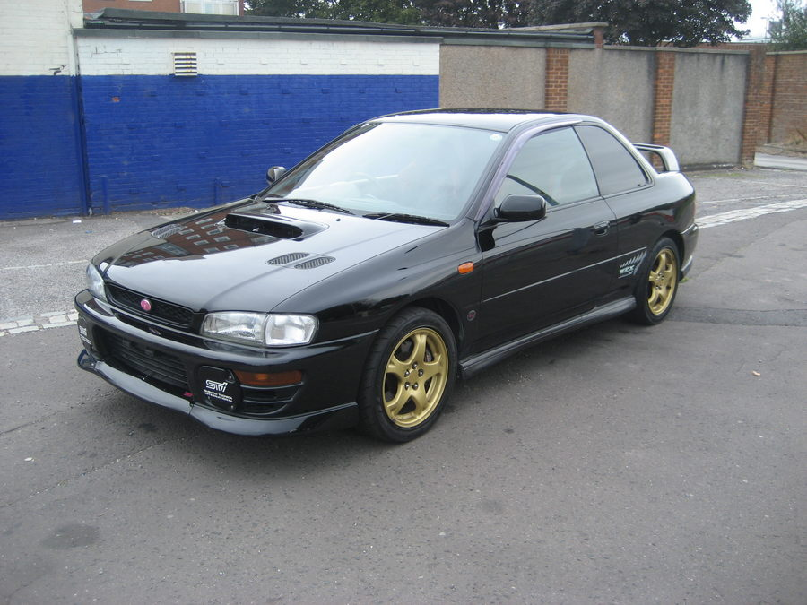 1997 Subaru Impreza Version IV STi Type R