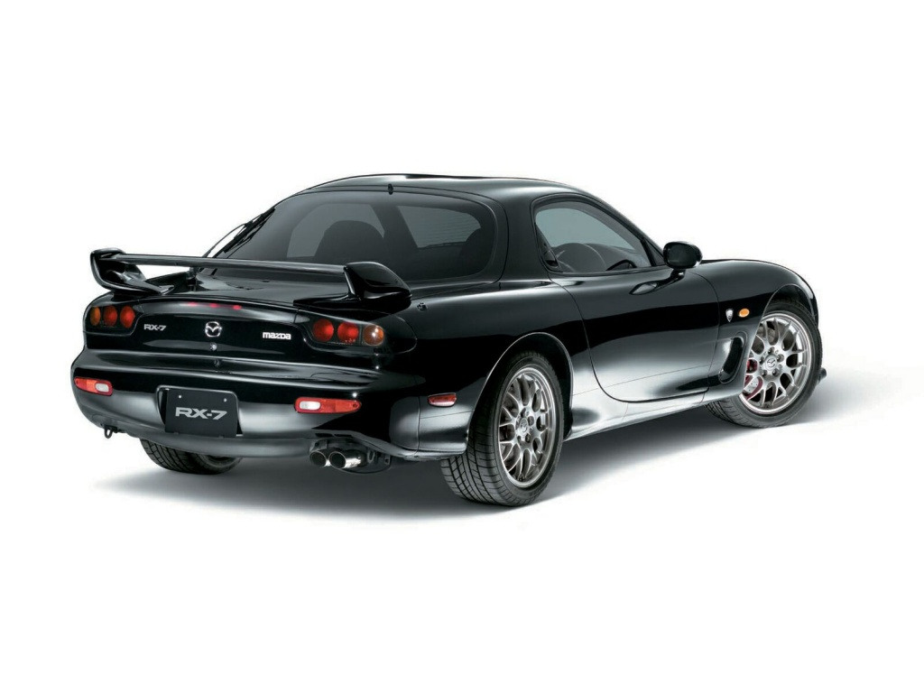 1998 Mazda RX-7 Version 5 Type RB S-Package