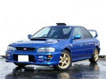 2000 Subaru Impreza Version Vi Wrx Sti Type Ra Limited