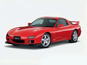 2000 Mazda RX-7 Version 6 Type RB