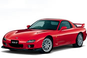 2000 Mazda RX-7 Version 6 Type RS