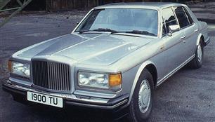 1980 Bentley Mulsanne 3-speed