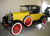 1928 Ford A Convertible