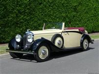 1933 Bentley 3.5 Convertible