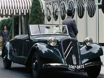 1934 Citroen Traction Avant 11 Cabriolet