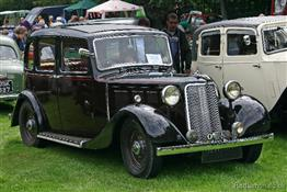 1926 Armstrong-Siddeley 14hp Broadway saloon