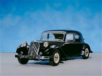 1939 Citroen Traction Avant 15 six
