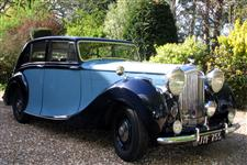1945 Bentley Mk VI Sports Saloon