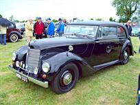 1946 Armstrong-Siddeley Typhoon Coupe