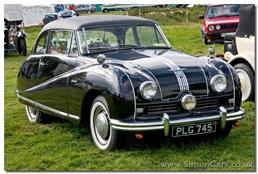 1950 Austin A90 Atlantic Saloon