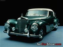 '51 Mercedes-Benz 300 S Coupe