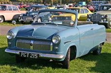 1951 Ford Consul Convertible
