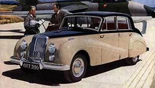1952 Armstrong-Siddeley Sapphire 346