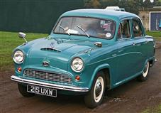 1954 Austin A50 Cambridge