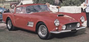 1956 Ferrari 410 Superamerica Coupe Superfast