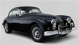 1957 Jaguar XK150 Fixed Head