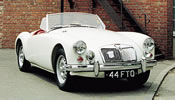 1958 MG A Twin Cam Roadster