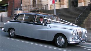 1960 Daimler Majestic Major
