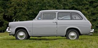 '61 Ford Anglia Estate