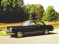 1962 Peugeot 404 Coupe