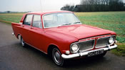 1962 Ford Zephyr  MkIII
