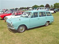 '63 Ford Consul Cortina Estate