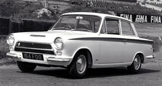 1963 Ford Lotus Cortina Mk I
