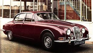 1963 Jaguar S-Type 3.4 Litre Saloon