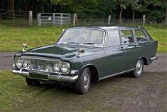 1963 Ford Zodiac MkIII Estate