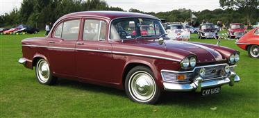 1964 Humber Super Snipe Series 4