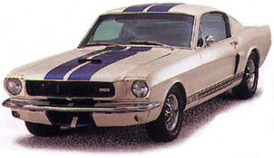 '64 Ford Mustang 1st Generation