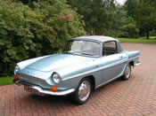 1965 Renault Caravelle 1100S