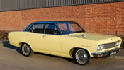1965 Vauxhall Cresta PC/Viscount