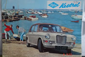1965 Riley Kestrel 1300
